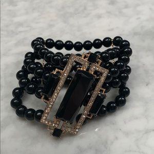 Jewelry - Stunning Beaded diamond bracelet
